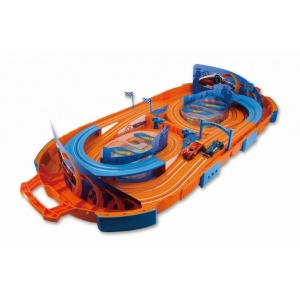 HOT WHEELS SLOT CARRYING CASE CARX2 -2,80M(ADAPTOR)