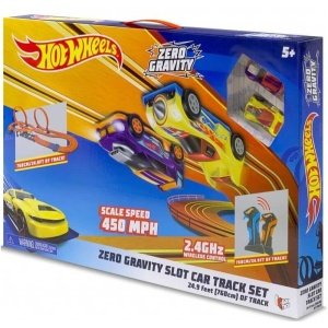 Just Toys Hot Wheels Slot Zero Gravity Car x 2 - 6,60m(83161)
