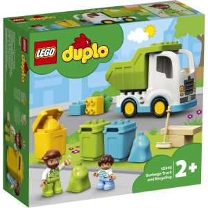 LEGO Duplo Garbage Truck And Recycling (10945)