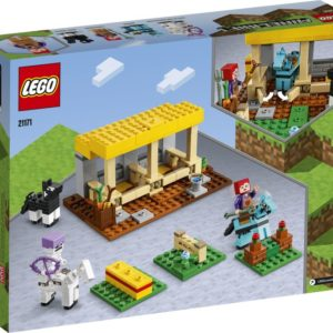LEGO Minecraft The Horse Stable (21171)