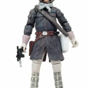 Star Wars Saga Legends Han Solo Hoth Outfit Action Figure (21115)