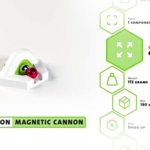 Ravensburger Gravitrax: Magnetic Cannon Expansion (26095)